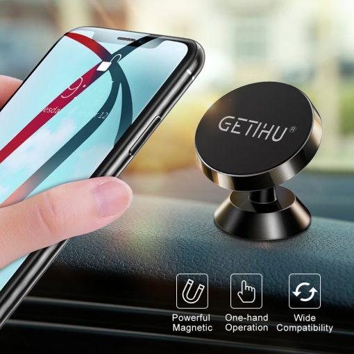 Universal Magnetic Car Phone Holder 2
