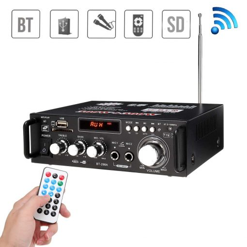 600w Bluetooth Audio Amplifier 2