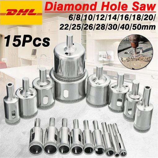 Diamond Hole Saw 3